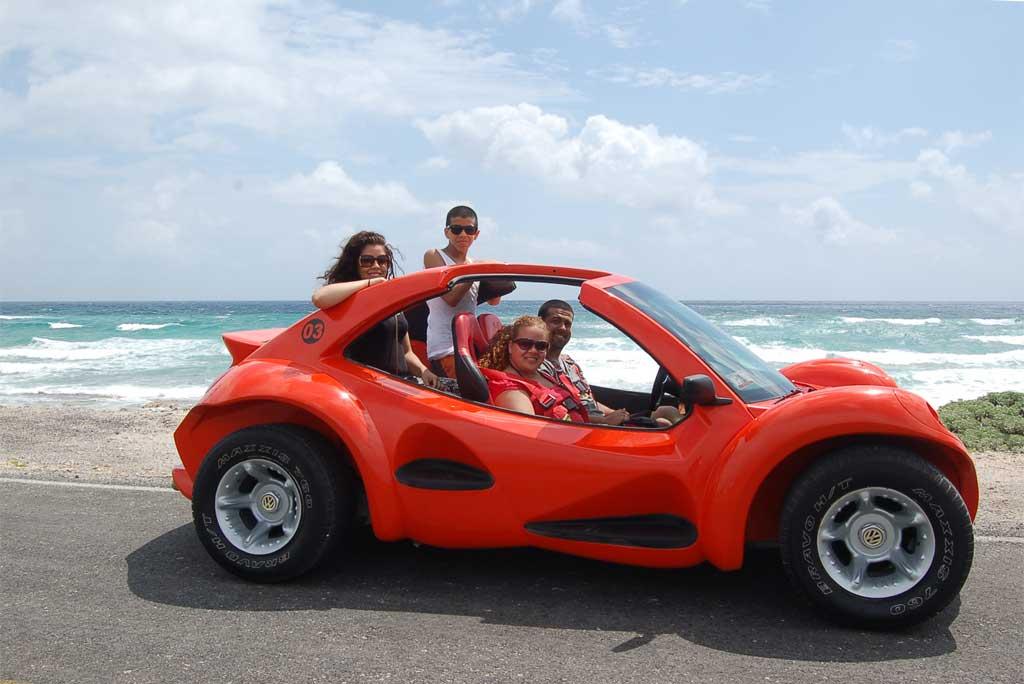 Dune Buggy, Surf & Snorkel