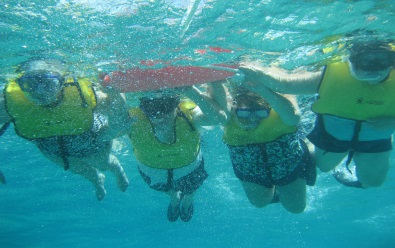 Snorkeling SkyReef