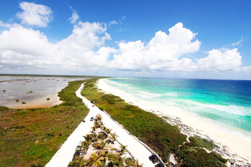 South Point Cozumel Area